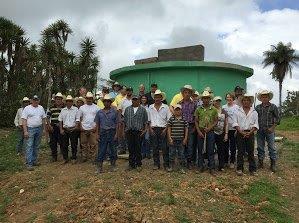 Water tank Honduras (1)